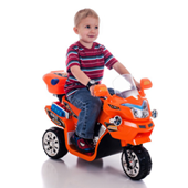 Lil' Rider FX 3-Wheel Battery-Powered Bike - Assorted Colors