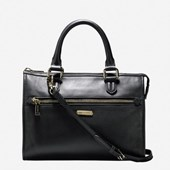 Cole Haan Leather Melbourne Satchel
