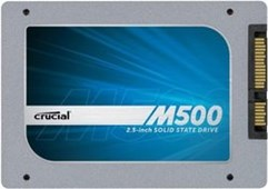 Crucial M500 240GB SATA 6Gbps SSD