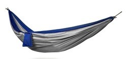 Yukon Outfitters Double Parachute Hammock Blue/Grey