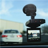 "High-Def Portable Car DVR Dash Cam with 2.5"" Swivel LCD Screen"