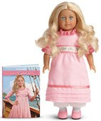 "American Girl 6"" Mini Doll"