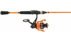 Copper River Spinning Reel and Rod Combo