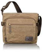 T-TECH ICON KING TOP ZIP CROSSBODY
