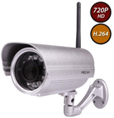 Foscam Wireless Security Camera (FI9804W)