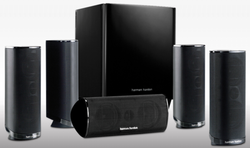 Harman Kardon 5.1-Channel Speaker System