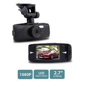 "G1WH FullHD 1080p DashCam Car DVR Recorder with 2.7"" LCD Display"