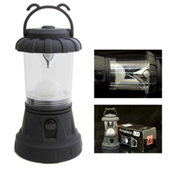 2-Pack: Weiita Fireplace L11 LED Lanterns 150 Lumens, Built-in Carrying Handle