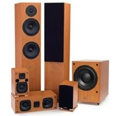 SX Series 5.1 Surround Sound Home Theater Speaker System